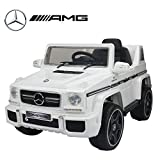 Official Licensed Mercedes G63 AMG - 12v Electric / Battery Ride on Car