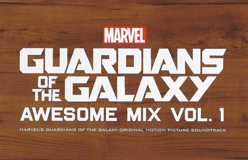 Guardians of the Galaxy: Awesome Mix Vol. 1 [Casete]