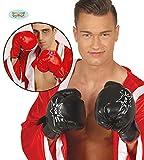 HaPe-Kopa Boxerhandschuhe, Erwachsene, 1 Paar Farbe: rot