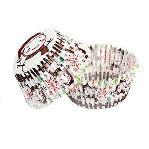 300PCS Kuchenverpackungen Backen Cupcakes Papier Partei liefert, Q