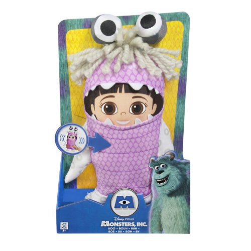 Inc Baby Monsters (Monsters Inc Boo Funktion Plüsch Talking)