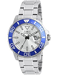 Invicta Pro Diver Men's Analogue Classic Quartz Watch with Stainless Steel Bracelet – 21569