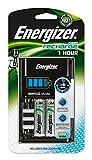 Energizer 636034 Akku-Ladegerät (1 Hour Charger inkl. 2 x AA 2300 mAh)