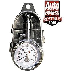 1 de Manómetro para presión de neumáticos RACE X RX0014