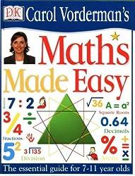 Maths Made Easy (Carol Vorderman's English Made Easy)