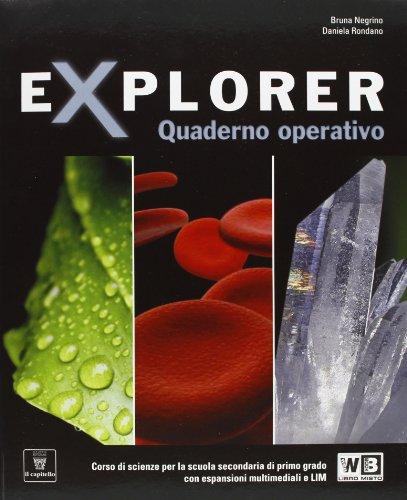 Explorer. Per la Scuola media. Con e-book. Con espansione online: 1