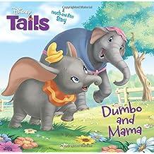 Disney Tails Dumbo and Mama