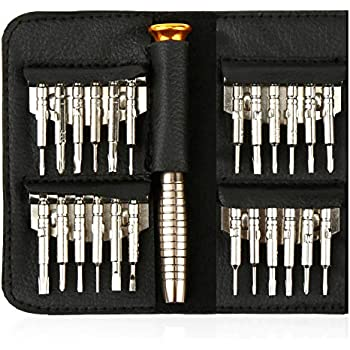 25in1 Precision Torx Schraubendreher Telefon Repair Tool Set für iPhone W0 tB