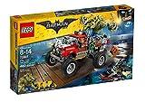 The LEGO Batman Movie 70907 - Killer Crocs Truck