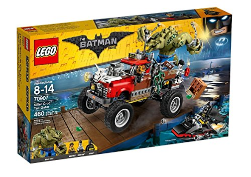 LEGO Batman - Reptil todoterreno Killer Croc (70907)