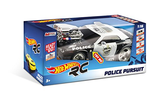 Hot Wheels-63505 Coche, Color Negro (Mondo SPA 63505)