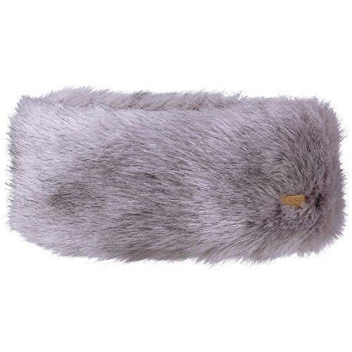 Barts Henna Damen Stirnband One Size Light Grey