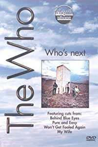 The Who - Who's Next [DVD]