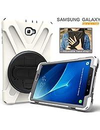 c5d2cf11d7a TianTa Funda Galaxy Tab A 10.1 Híbrido Tres Capas Funda Robusto Defender  Cover con Kickstand para Samsung Galaxy Tab A 10.1
