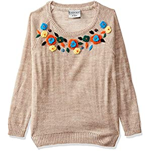 Cherokee by Unlimited Girls' Regular Fit Cardigan