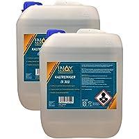 Limpiador Inox IX 300para motor, 2 unidades de 5 litros, concentrado de limpieza contra aceites, grasas y alquitrán