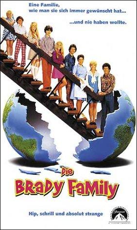 Die Brady Family [VHS]