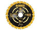 Dewalt Kreissägeblatt 190 x 30 mm x 24T Corded Extreme Rahmung, DT10304-QZ