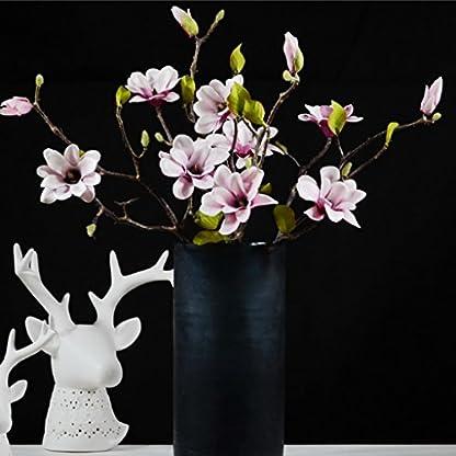 Enyu – 10 cabezales de orquídeas artificiales para novia, broche de Navidad, manualidades, boda