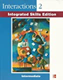 Interactions Integrated Skills - Interactions 2 (High Intermediate) - Student Book (Interactions :Integrated Skills Program) by Lida R Baker (2002-10-01)