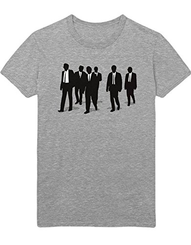 T-Shirt Wild Dogs Quentin Tarantino C457344 Grau M