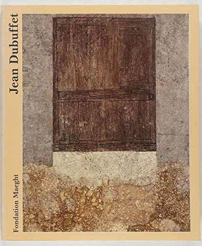 Jean Dubuffet : Rétrospective, Peintures, Sculptures, Dessins par Collectif