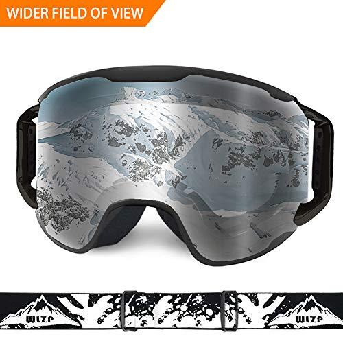 WLZP Gafas de esquí