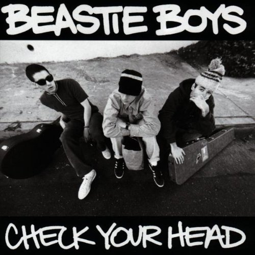 Check Your Head Explicit Lyrics Edition by Beastie Boys (1992) Audio CD -