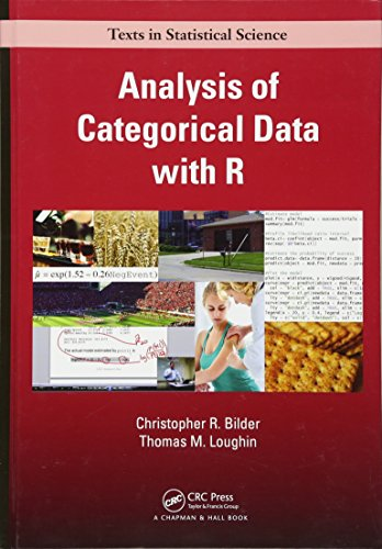 Analysis of Categorical Data with R (Chapman & Hall/CRC Texts in Statistical Science) por Christopher R. Bilder
