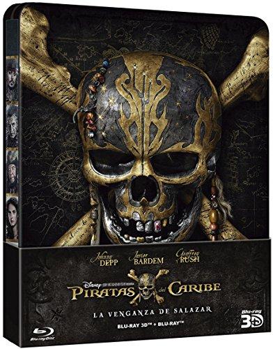 Piratas-Del-Caribe-La-Venganza-De-Salazar-Edicin-Metlica-2D-3D-Blu-ray