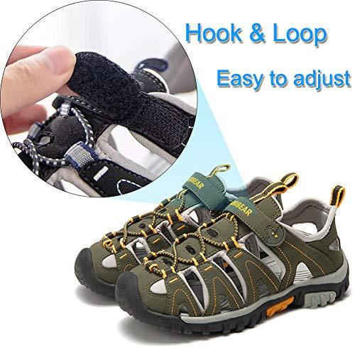 Zoom IMG-3 gaatpot sandali sportivi per bambini