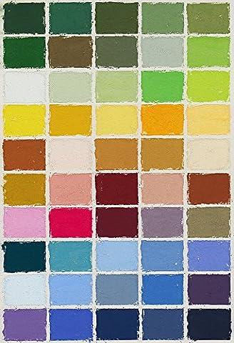 Mount Vision Soft Pastel : Set of 50 : Landscape