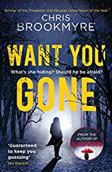 Want You Gone (Jack Parlabane Book 8)