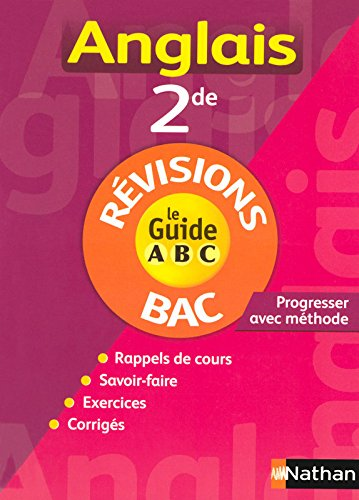 GUIDE ABC ANGLAIS 2E REVISIONS
