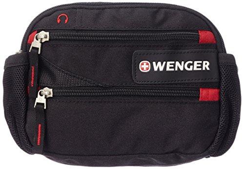 Wenger SA18282167 - Marsupio per accessori, 3 litri, colore: Nero