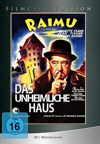 Das unheimliche Haus - Filmclub Edition 13 [Edizione: Germania]
