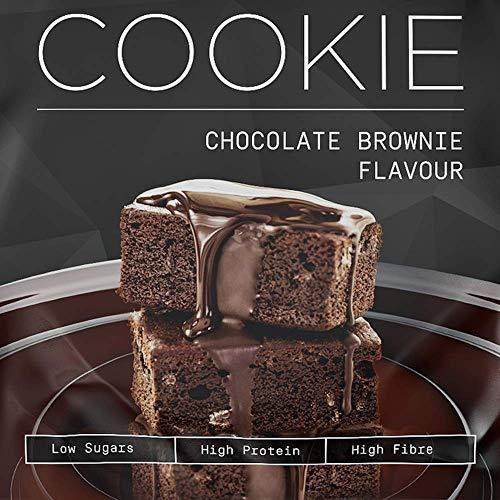 Zoom IMG-3 prozis zero cookie brownie pacco