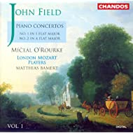 Field: Piano Concertos, Vol. 1
