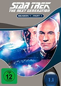 Star Trek - The Next Generation: Season 1, Part 1 [3 DVDs]