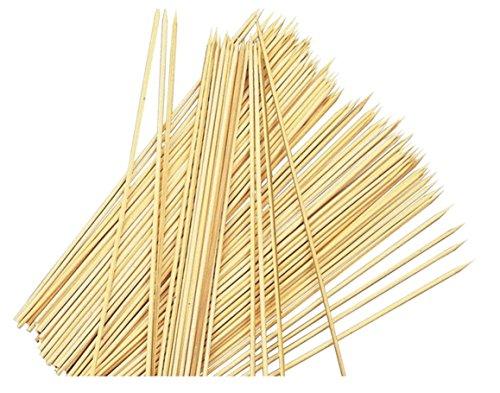 Times-Spikes Bambu für Schaschlik-Grill-Set 300-15cm (Grill Spike)