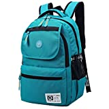 Best School Backpacks - Super Modern Unisex Nylon School Bag Waterproof Hiking Review