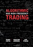 Algorithmic and High-Frequency Trading-