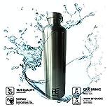 Spender pro (chrom) Edelstahl isoliert Wasser Flasche und Bier Growler, 68oz Fassungsvermögen, doppelwandig Design, fü