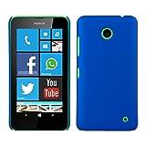 kwmobile Nokia Lumia 630 Hülle - Handyhülle für Nokia Lumia 630 - Handy Case Cover Schutzhülle