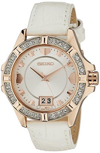 Seiko Quartz SUR800P1 - Orologio da Polso Donna