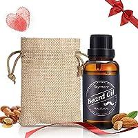 Skymore Aceite para el Cuidado de la Barba, Aceite de Barba con Ingredientes Naturales y de Alta Calidad, Hidrata la Barba, Beard Oil para Hombres, 1 Paquete (1x30 ml)