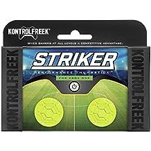 KontrolFreek Striker para mando de Xbox One| Performance Thumbsticks | 2 Baja altura | Verdes