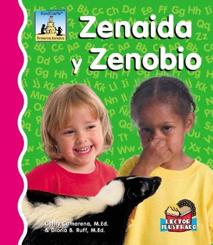 Zenaida Y Zenobio (Primeros Sonidos / First Sounds) por Cathy Camarena
