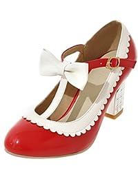 Suchergebnis Auf Amazon De Fur Rockabilly Schuhe Damen Schuhe
