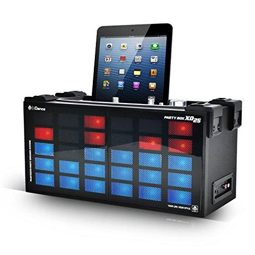 Lautsprecher DJ Karaoke zu LEDs Disco 300W–2Wege Bassreflex USB/Blutooth